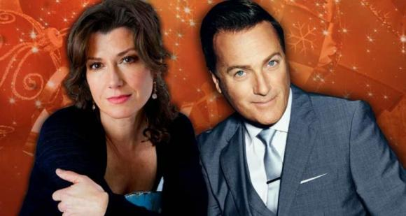 Amy Grant & Michael W. Smith at MGM Grand Garden Arena