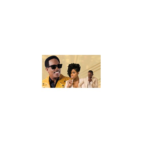 Charlie Wilson, Fantasia & Johnny Gill at MGM Grand Garden Arena