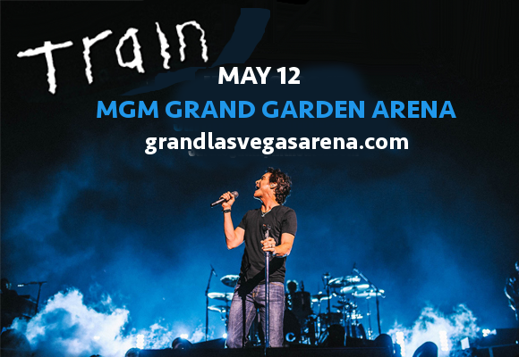 Train, Natasha Bedingfield & O.A.R. at MGM Grand Garden Arena