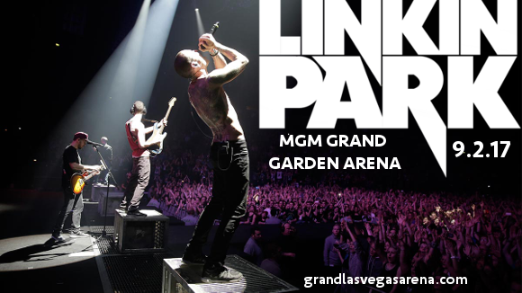 **CANCELLED** Linkin Park & Machine Gun Kelly at MGM Grand Garden Arena