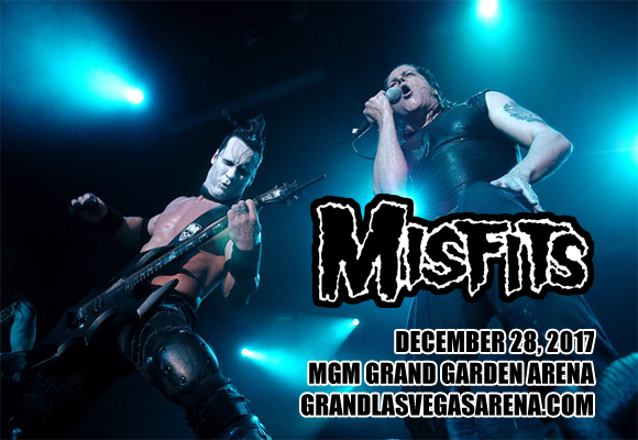 Misfits at MGM Grand Garden Arena