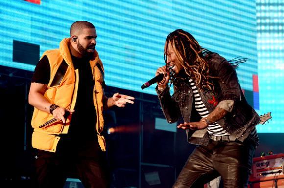 Drake & Migos at MGM Grand Garden Arena