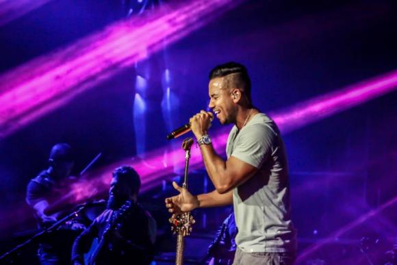 Romeo Santos at MGM Grand Garden Arena