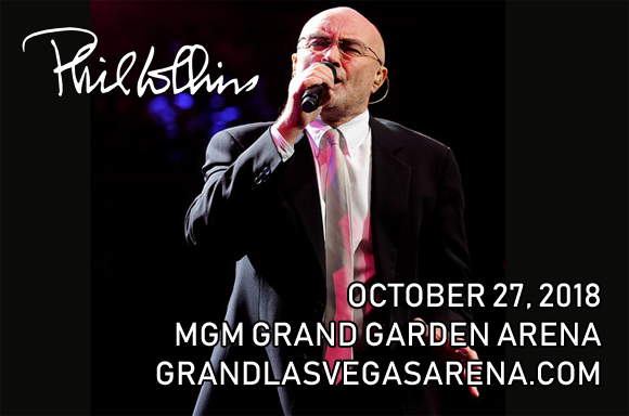 Phil Collins at MGM Grand Garden Arena