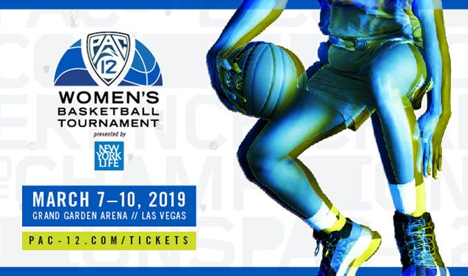 Pac 12 Womens Basketball Tournament - Session 5 at MGM Grand Garden Arena