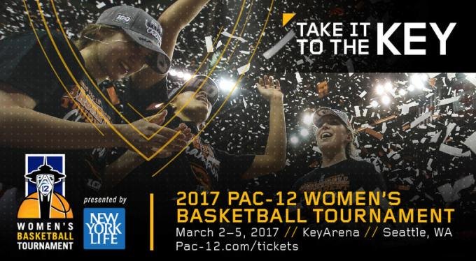 PAC 12 Womens Basketball Tournament - Championship at MGM Grand Garden Arena
