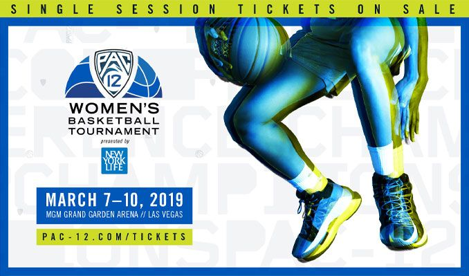 Pac 12 Womens Basketball Tournament - Session 2 at MGM Grand Garden Arena