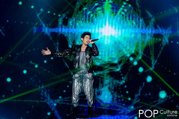 Jay Chou at MGM Grand Garden Arena