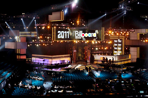 Billboard Music Awards at MGM Grand Garden Arena