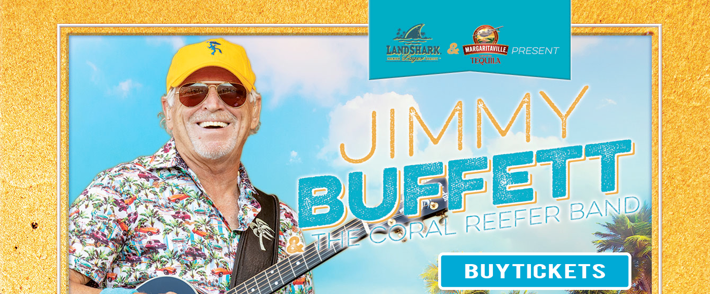 Jimmy Buffett at MGM Grand Garden Arena