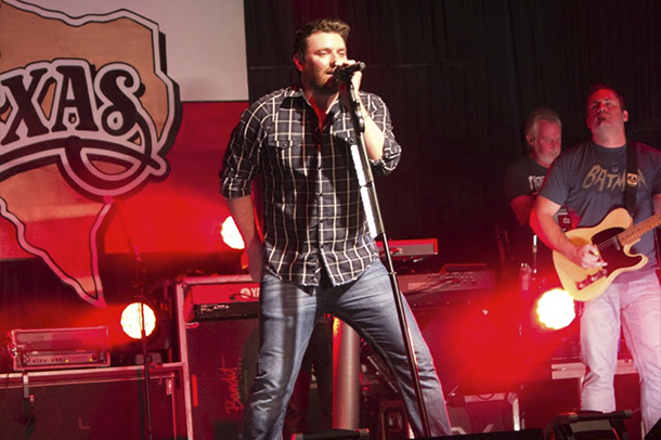 Chris Young at MGM Grand Garden Arena