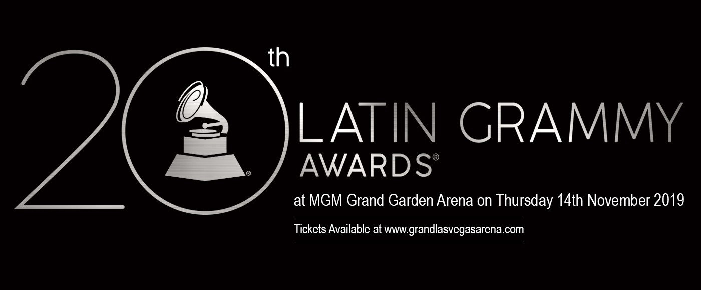 Latin Grammy Awards at MGM Grand Garden Arena