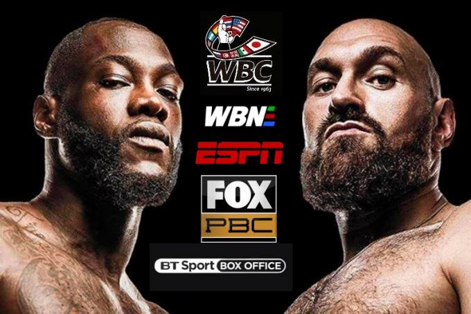 Deontay Wilder vs. Tyson Fury II at MGM Grand Garden Arena