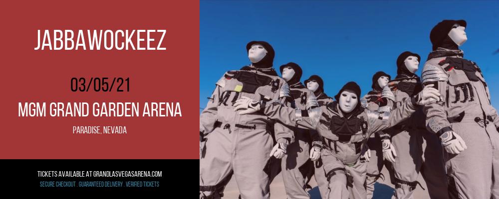 Jabbawockeez at MGM Grand Garden Arena