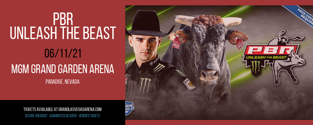 PBR - Unleash the Beast at MGM Grand Garden Arena