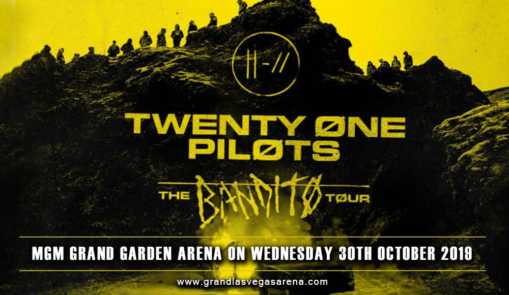 Twenty One Pilots at MGM Grand Garden Arena