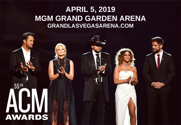 Academy of Country Music Awards at MGM Grand Garden Arena