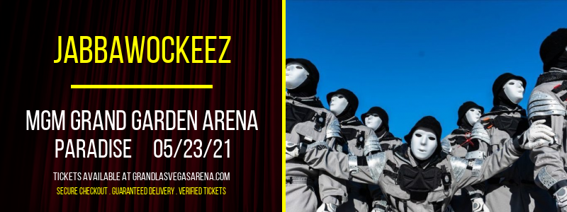 Jabbawockeez at MGM Grand Garden Arena